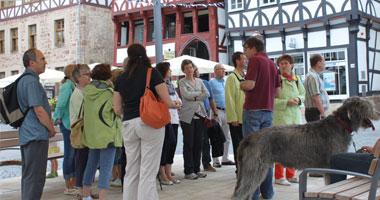 Öffentliche Stadtführungen in Fritzlar