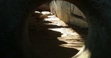 Steinkammergrab Lohne/Züschen