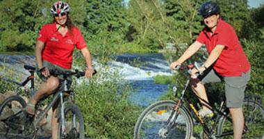 Radtouren in und um Fritzlar