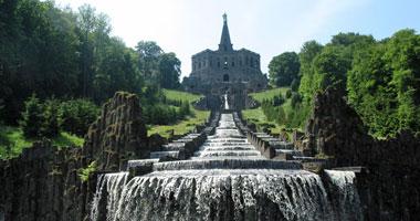 Wasserspiele Bergpark Wilhelmshöhe