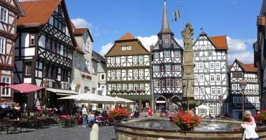 Stadtführung für Gruppen in Fritzlar